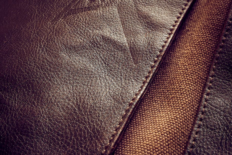 cowhide-leather
