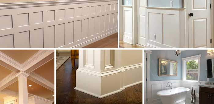 carpentry service moulding and trim