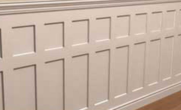 white carpentry