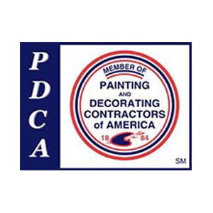 Painting and Decorating Contractors of America badge