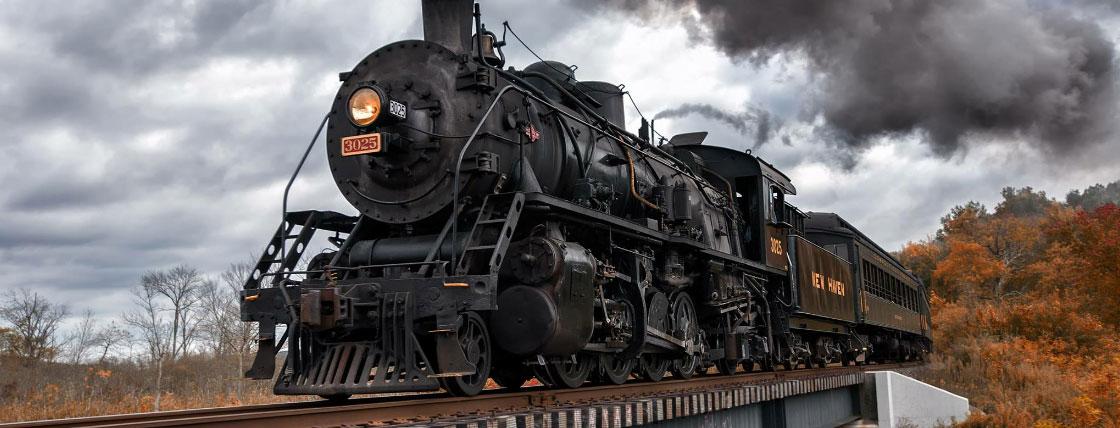 Train Robber Ranch Logo