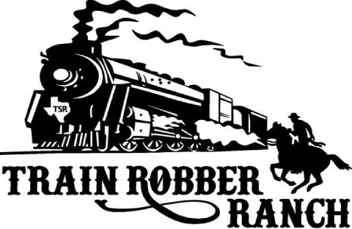 Train Robber Ranch Logo