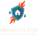 Immaculate Cleaning & Restoration Logo