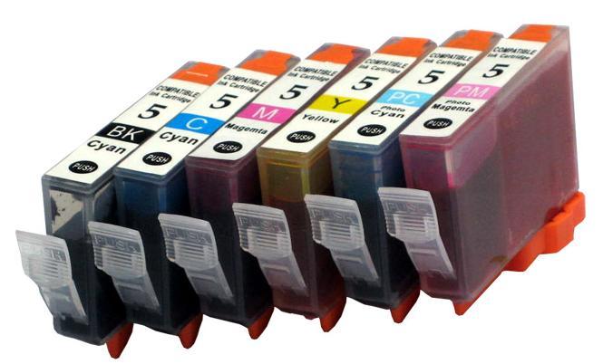 Compatible Cartridges