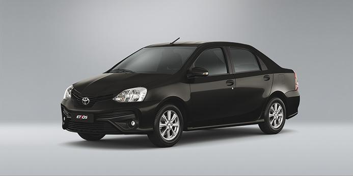 Nuevo Toyota Etios full