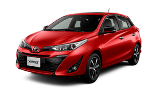 Toyota Yaris 100%