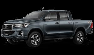 Toyota Hilux 100%