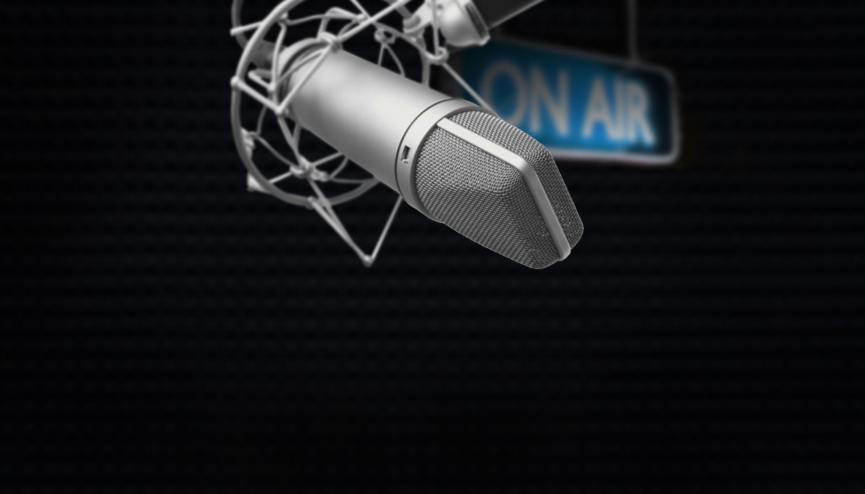 Talk Media Network - Radio Studio