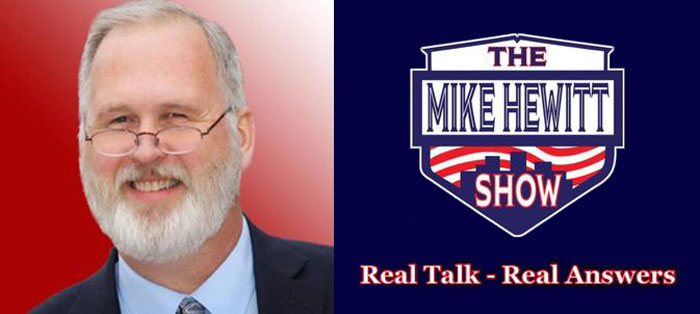 the mike hewitt show talk media network
