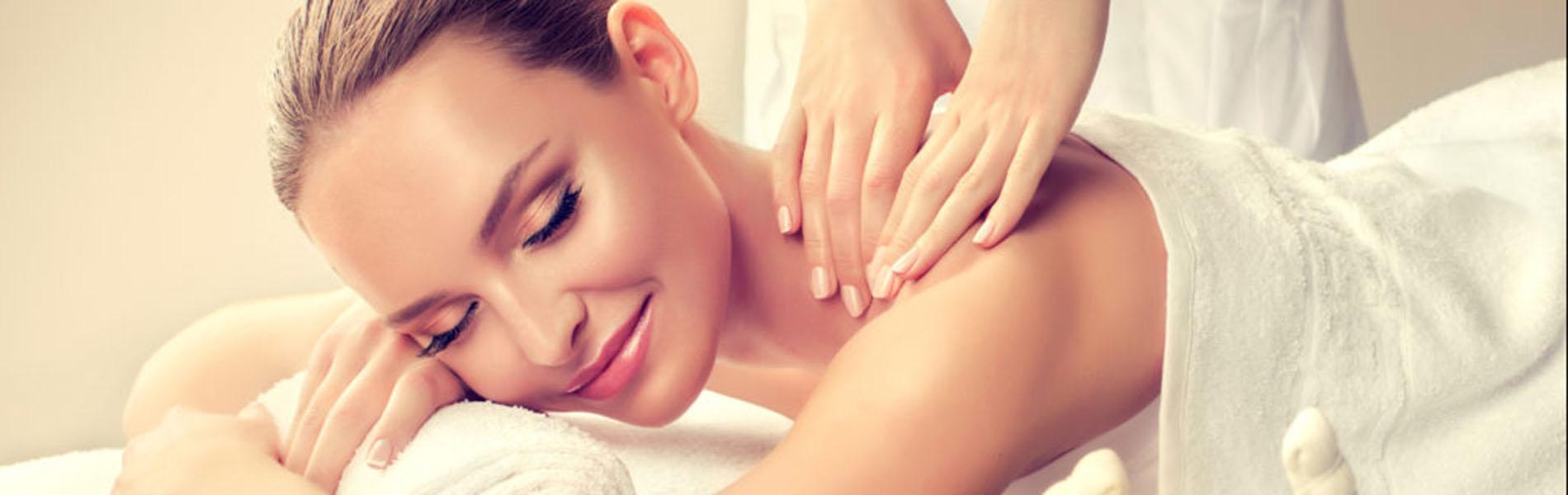 Deep Tissue, Swedish & Relaxation Massage