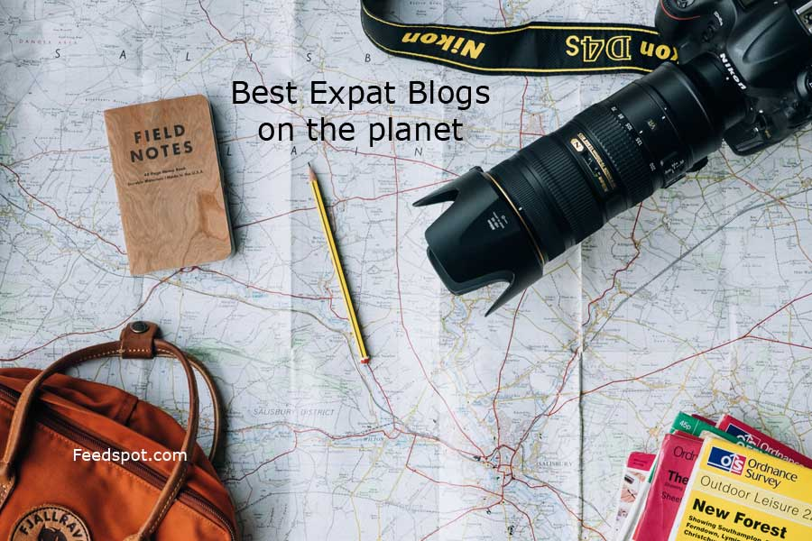 We made the top 100 expat blogs list!