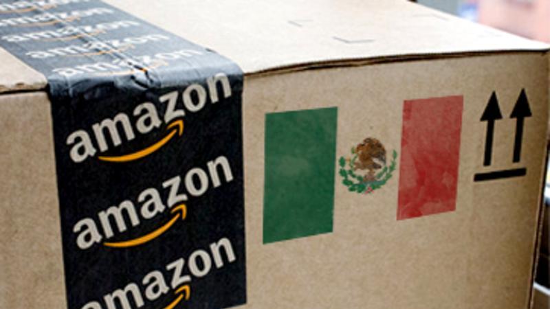 Amazon deliveries in Mexico?