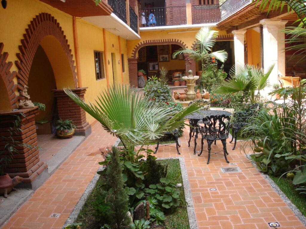Mexico Hacienda