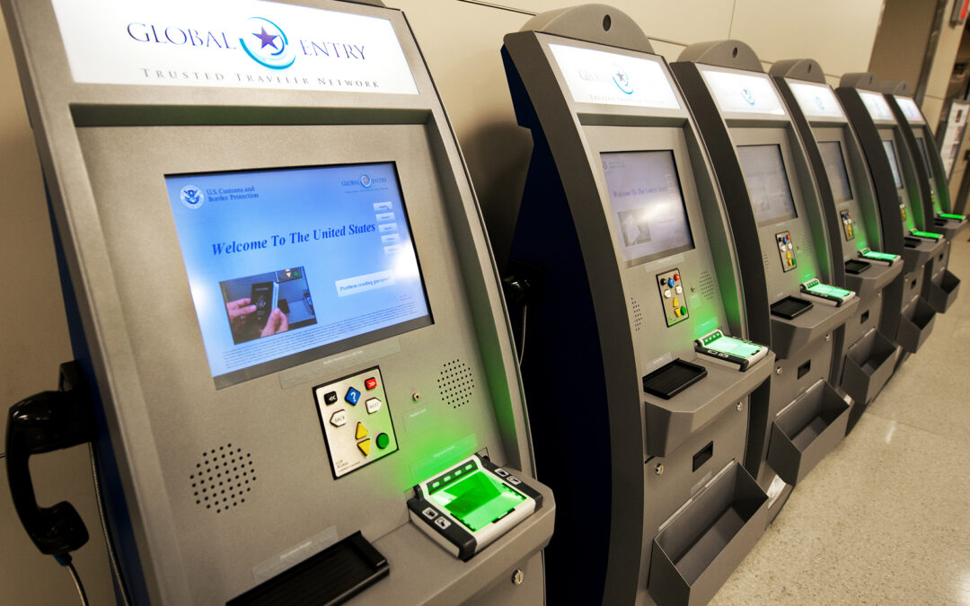 Global Entry while living in Mexico