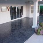 Stamped Flooring
