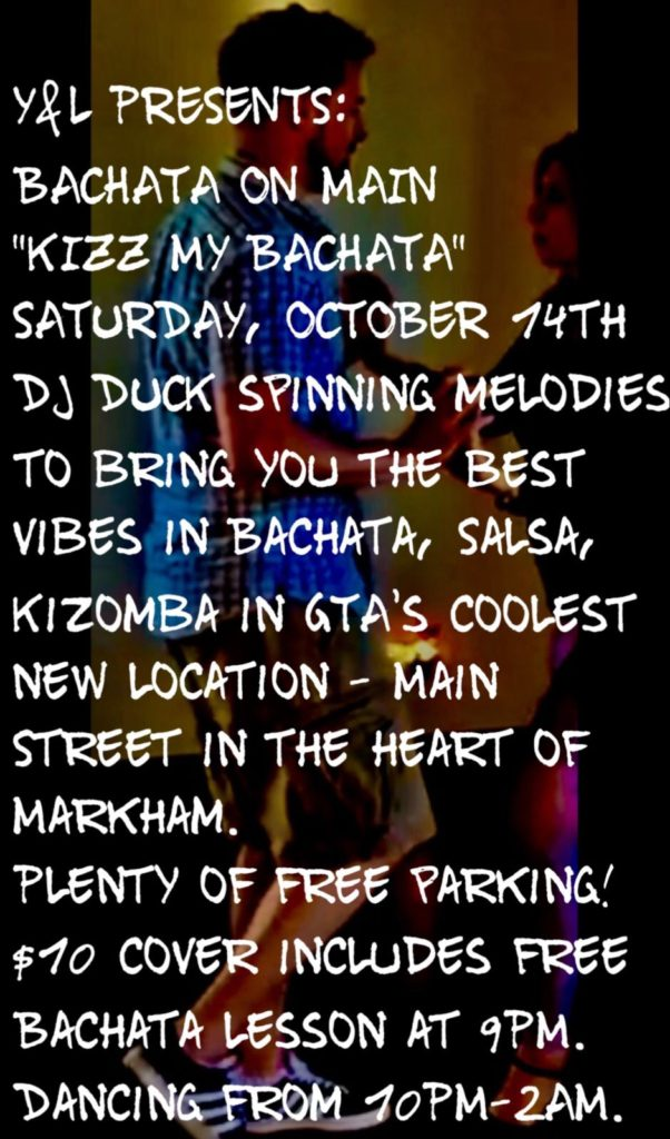 Bachata On Main