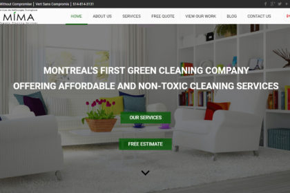 MiMa Organic Cleaning Services