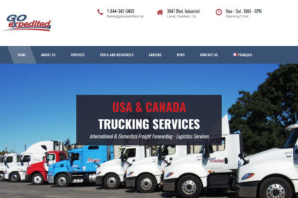 Go Expedited - Your Logistics Solutions