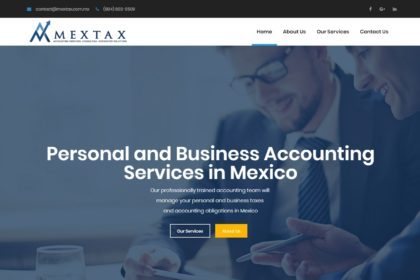 MexTax Accounting Services Mexico - Personal and Business Taxes
