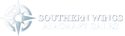 Southern Wings Aircraft Sales Oklahoma City Logo