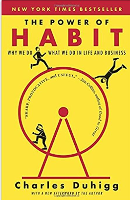 Book Review – The Power of Habit by Charles Duhigg