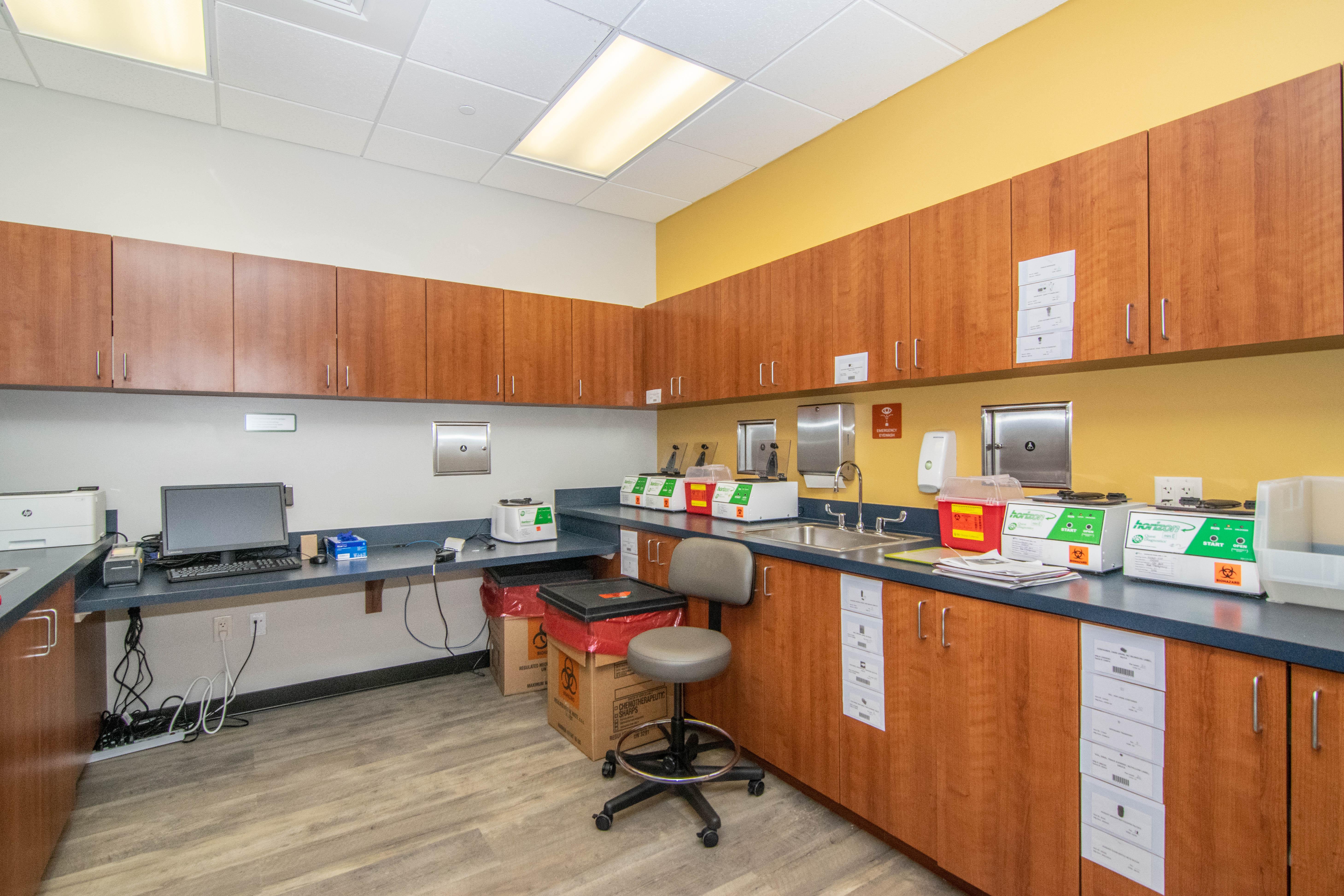 Quest Diagnostic Labs