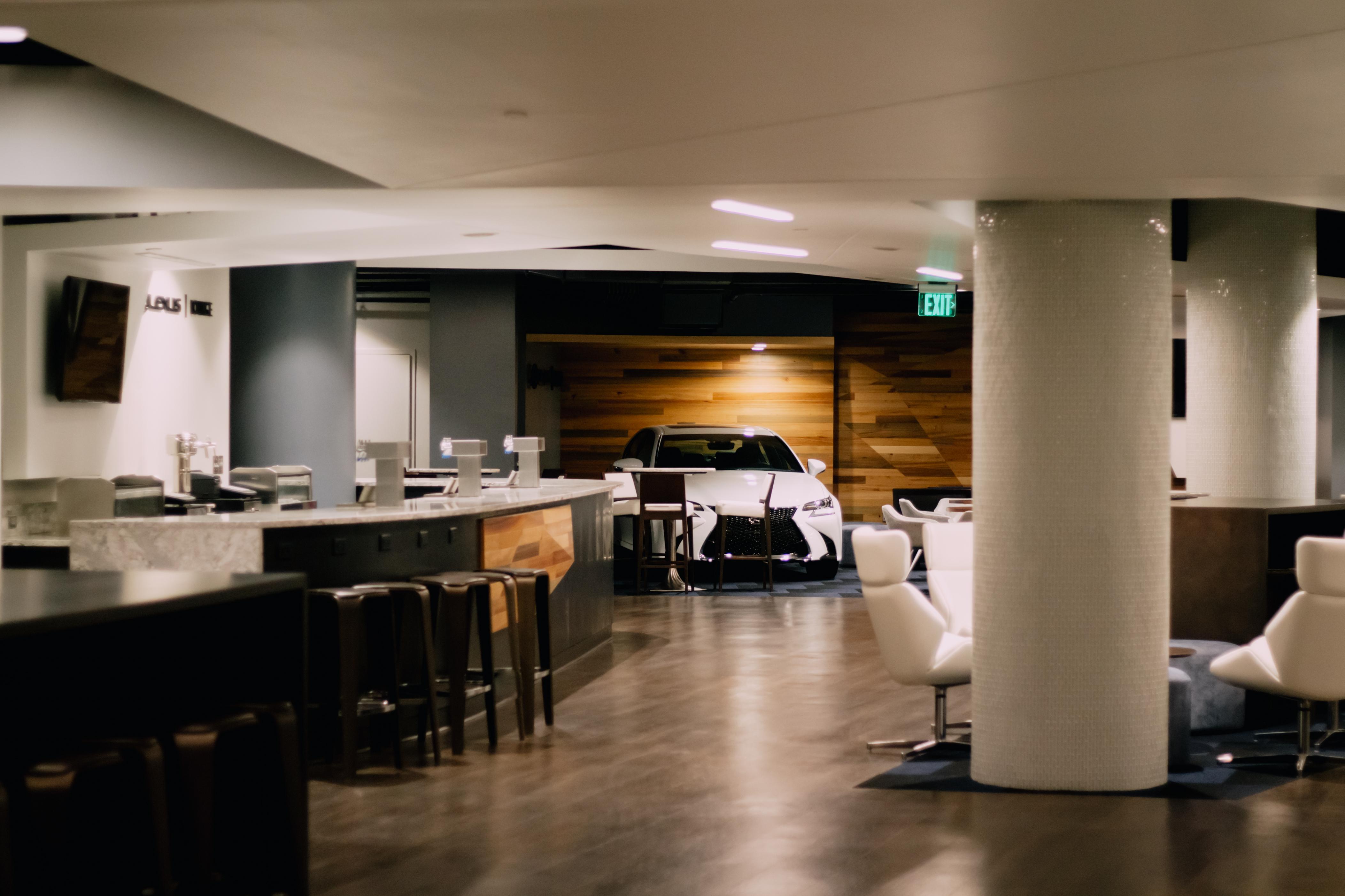 Amalie Arena – VIP Lexus Lounge*