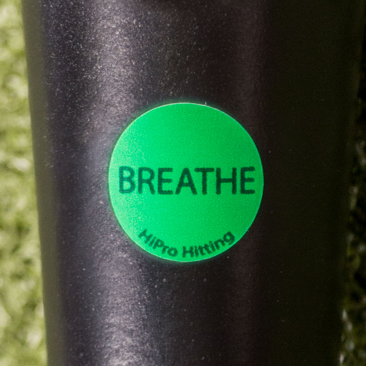 HiPro Hitting- Breathe Decal