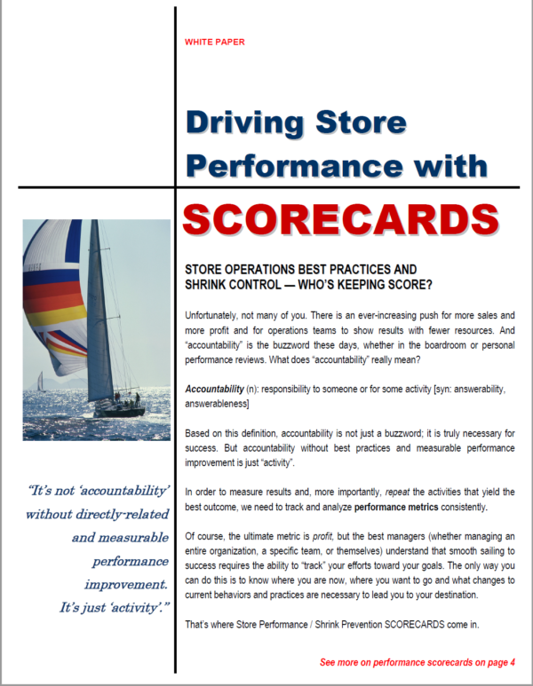 Scorecards White Paper Graphic