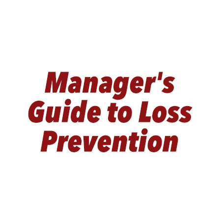Manager's Guide to loss prevention logo