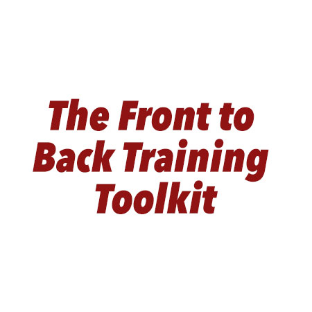 The Front to Back Training Toolkit