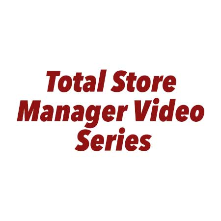Total store manager video series logo