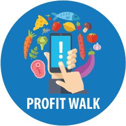 srs profit walk logo