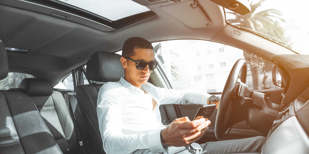 What To Do If You Are In An Accident With A Texting Driver