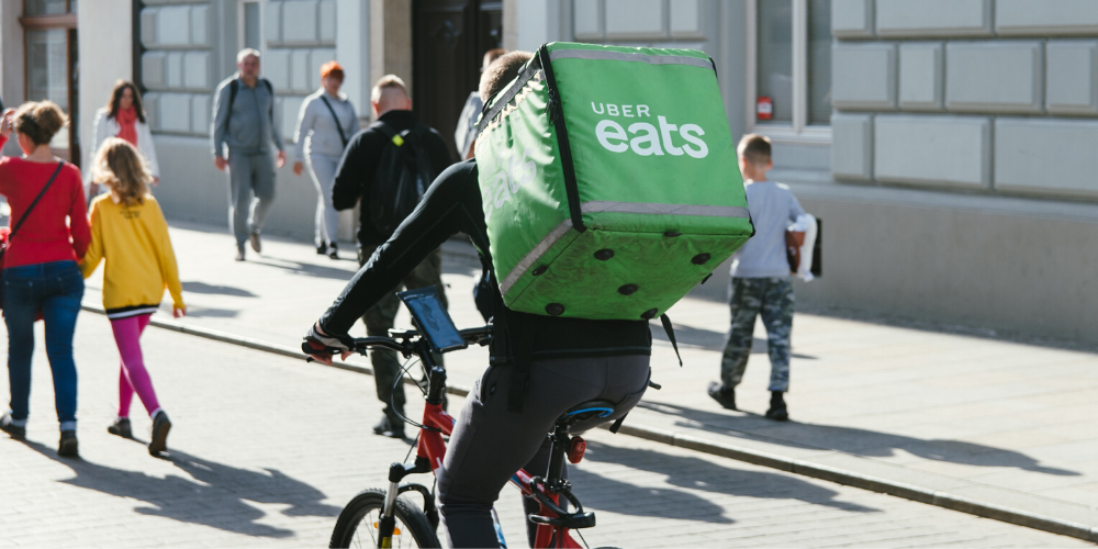 What to do if you're a food delivery driver in an accident