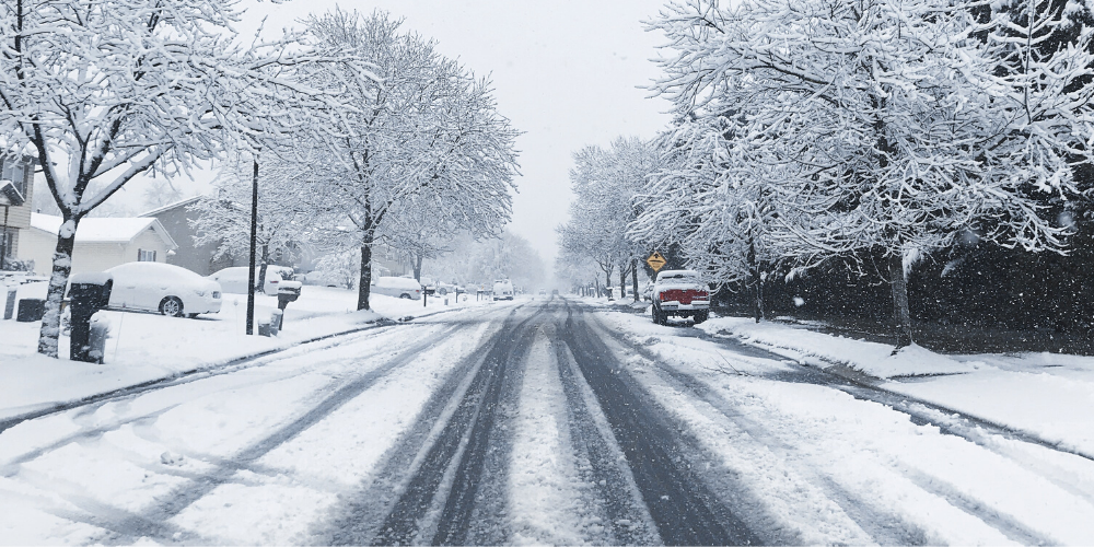 Tips On Driving In Winter Weather