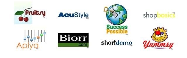 examples of the new domain name extentions