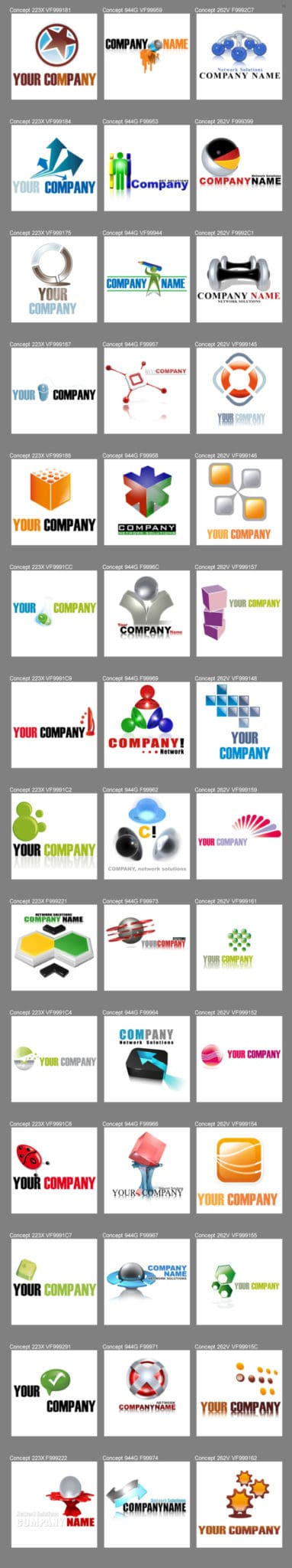 What Elements make for a Great logo