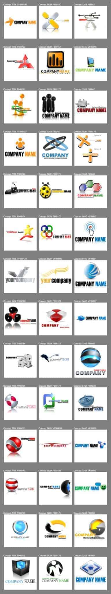 great Elements of a brand Logo