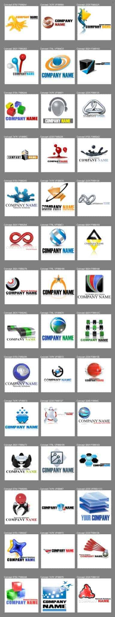 our experts show examples of a great brand logo