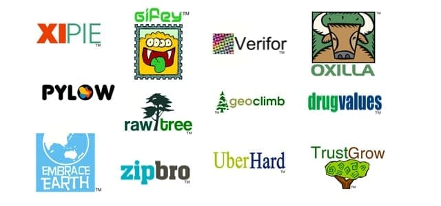 examples of available global brand names