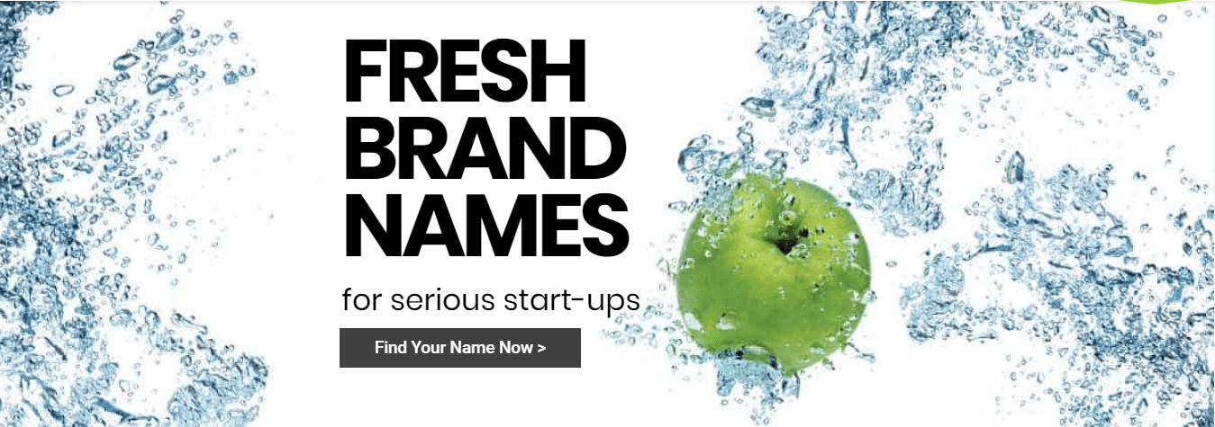 Brandings home of available business and startup names