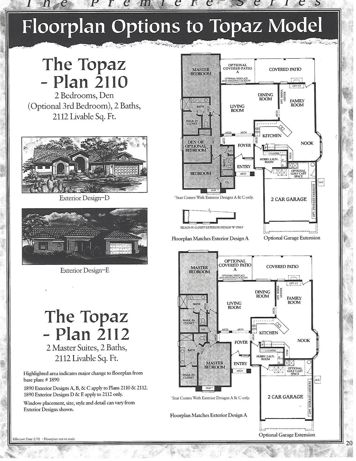 Topaz 2110 2112