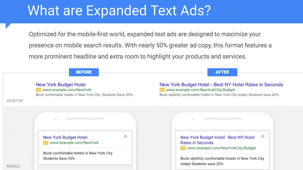 Digital Marketing Trends: PPC/SEM Artificial Intelligence, such as Google Ads Responsive Ads