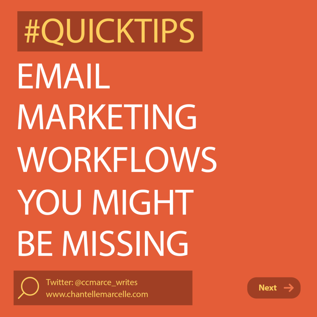 Email Marketing Workflows Ideas You Might Be Missing