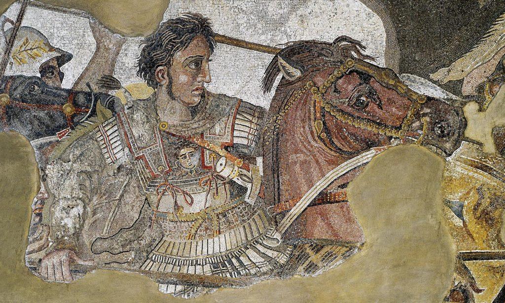 Quick marketing tips to be learned from Alexander the Great