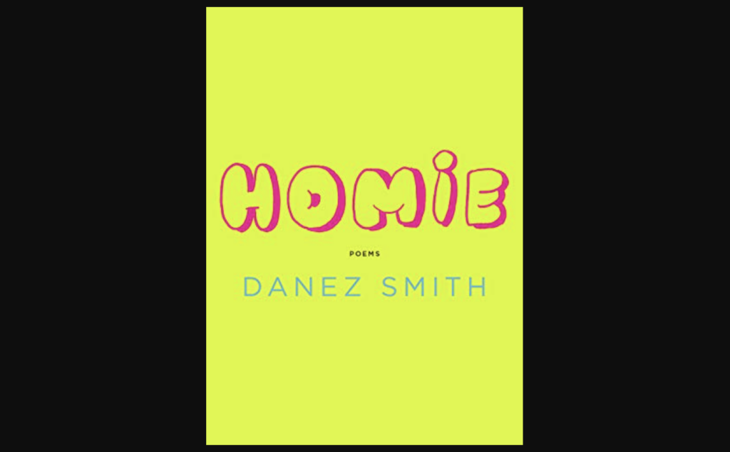 2020 best books to read: homie (poems)
