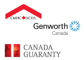 CMHC, Genworth, Canada Guaranty