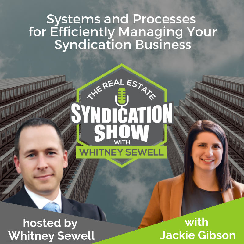 real estate syndication, real estate investing and real estate deal making