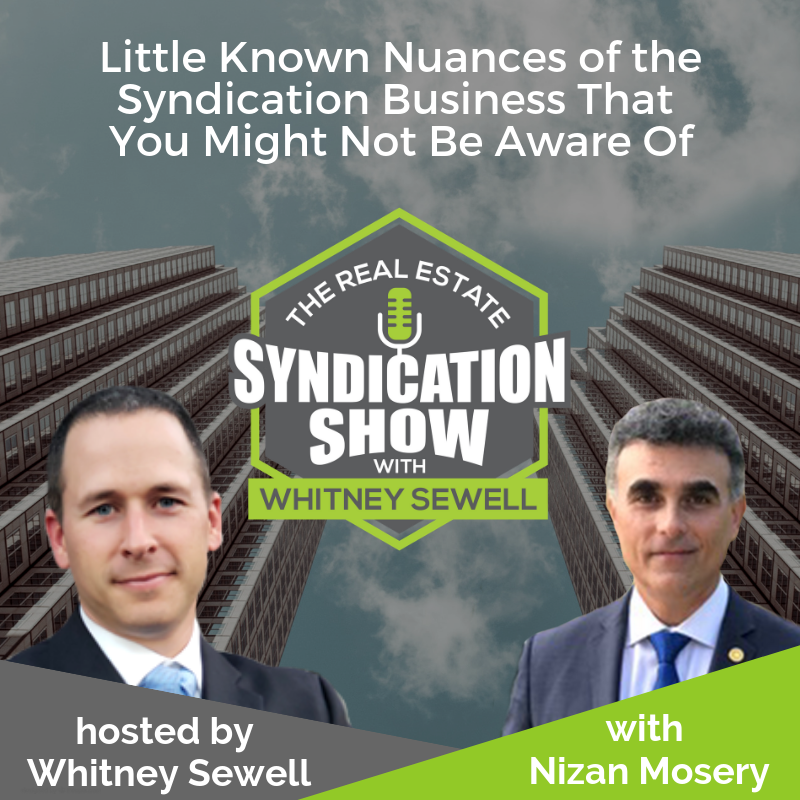 real estate syndication